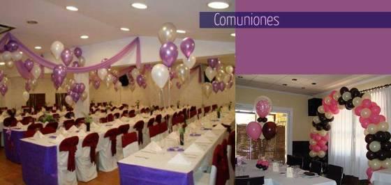 decoracion para comuniones