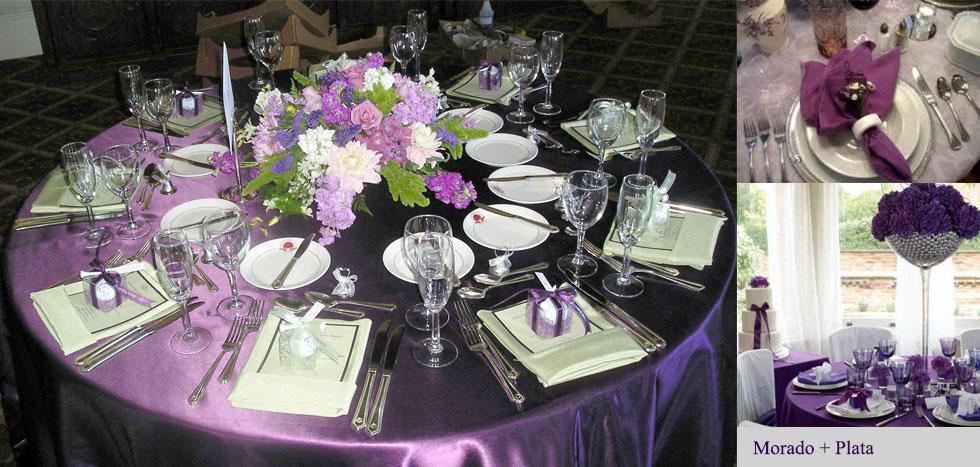decoracion de bodas de plata. excellent decoracion romantica de