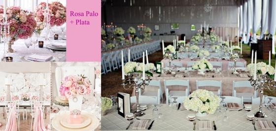 decoracion mesas boda