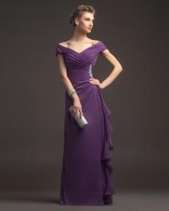 tendencias vestido invitada boda noche