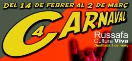 carnaval de ruzafa 2014 cartel del carnaval 2014 reuzafa