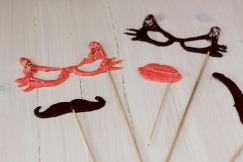 mascaras carnaval de chocolate detalle para fiesta de carnaval en casa