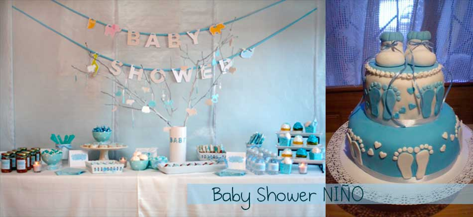 Decoraci n baby shower ni o 2014 imagui - Adornos baby shower nino ...