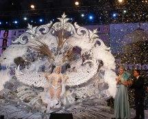 reina carnaval santa cruz de tenerife carnaval 2014