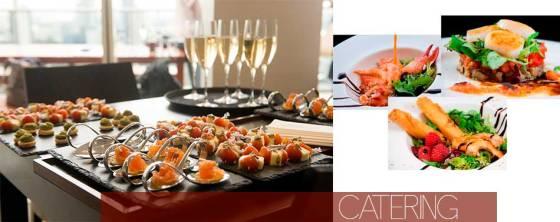 catering para fiestas cumpleaños cenas de empresa