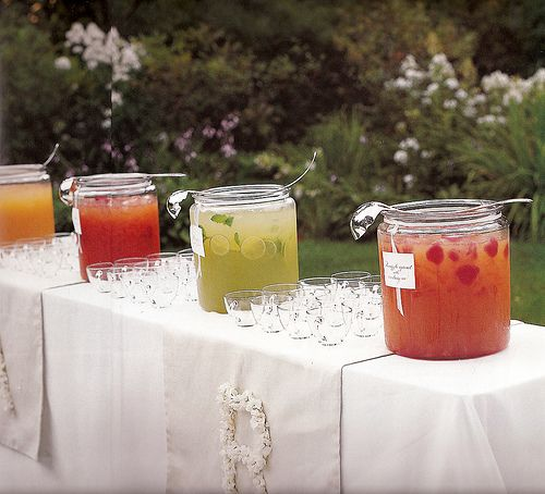 ideas para eventos y bodas drink bar