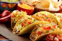 stand de comida mexicana para bodas eventos