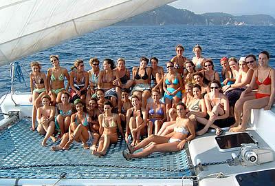 despedida de soltero en barco fiestas de cumpleaños