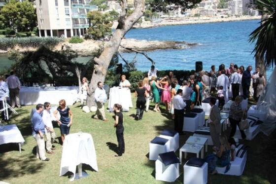 banquete para bodas