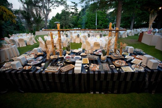 sushi para eventos catering banquetes de bodas