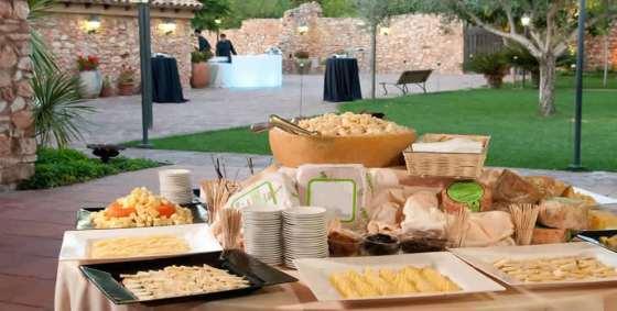 banquetes diferentes para bodas y eventos