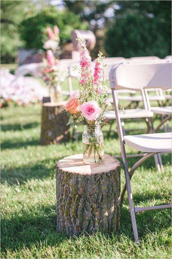 decoracion y detalles para bodas al aire libre bodas civiles en jardin