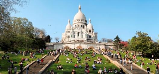 Luna de miel romantica en paris