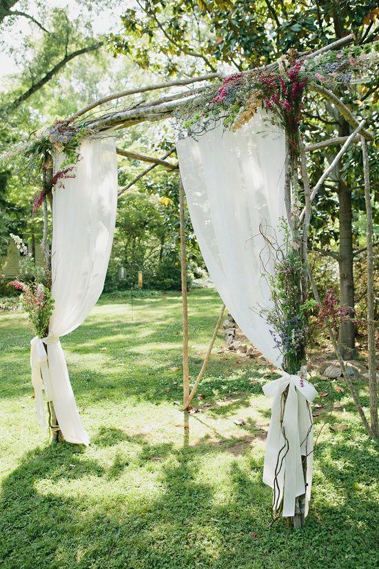 decoracion bodas al aire libre jardines para bodas