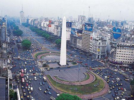 viaje de novios en la ciudad de Buenos Aires