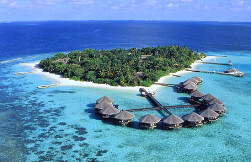 viajes de novios a las maldivas