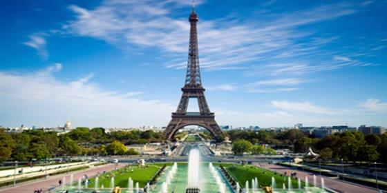 viaje de novios a paris