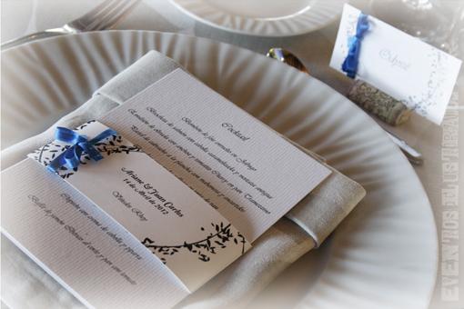 minutas para bodas