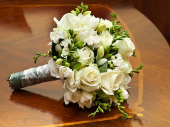ramos de novia romanticos