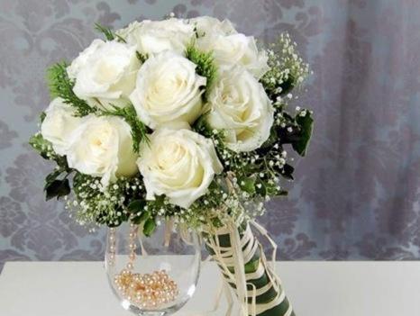 ramos de novia clasicos