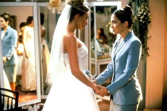 wedding planner de película