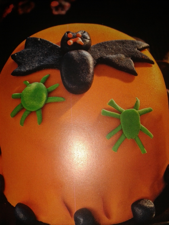 halloween recetas tartas de halloween